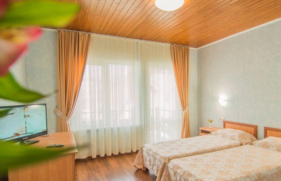 Отели Алушты - цены 2017, отзывы, фото, на берегу, все ...