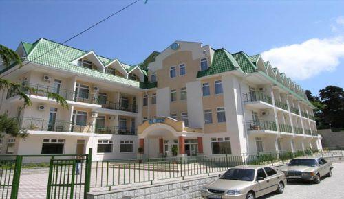 Отель Норд – все включено в Партените, Крым